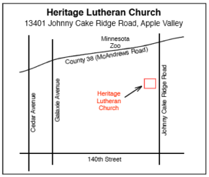 Heritage Lutheran Church